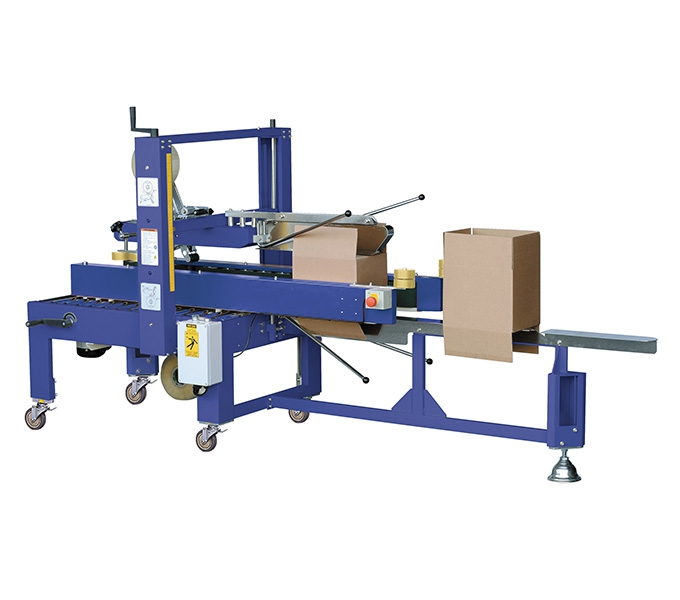 CHS-6601T Automatic Flap Folder Taping Machines
