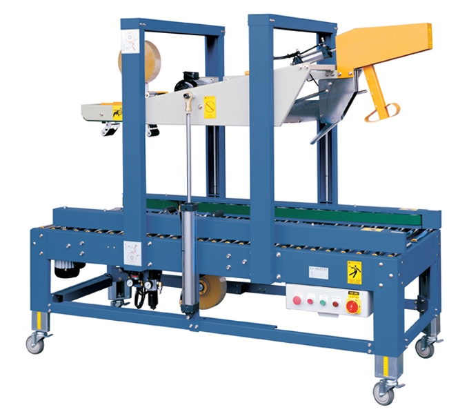 CHS-6605A Automatic Flap Folder Taping Machines