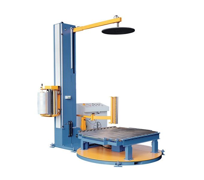 CHW-1824CPEA Automatic Pallet Wrapping Machine