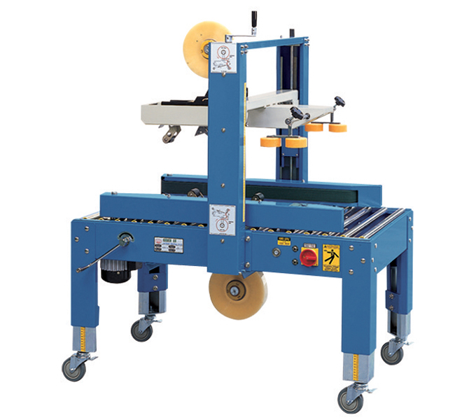 Taping Machine And Carton Erector