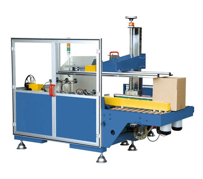 Carton Erector Machines